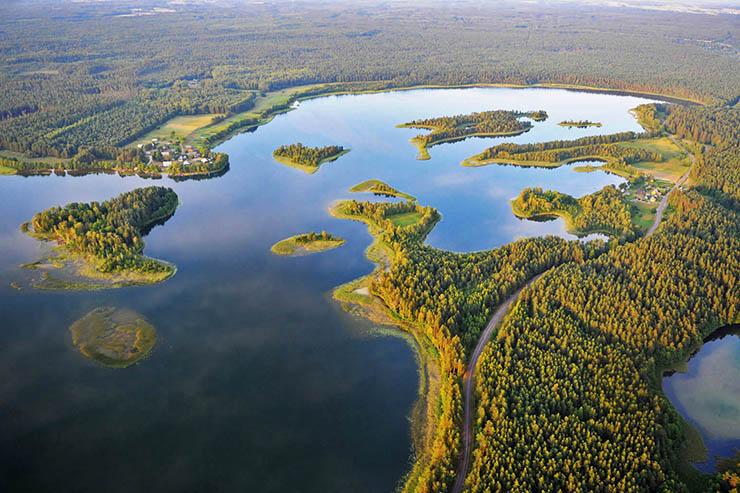 Balušo ežeras